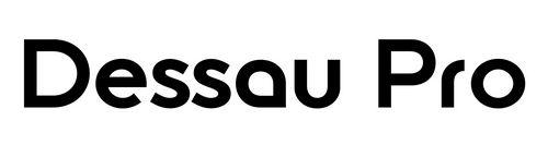 Dessau Pro Font